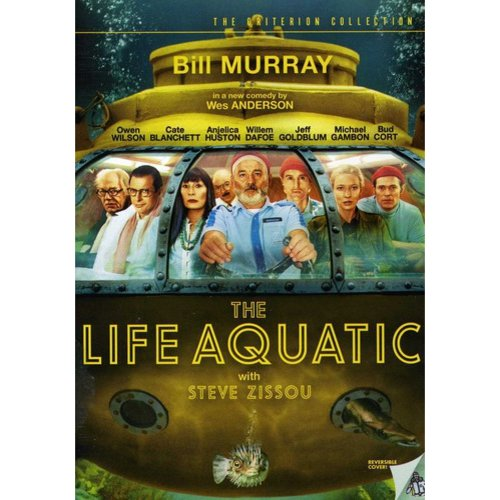 Life Aquatic With Steve Zissou (Widescreen)