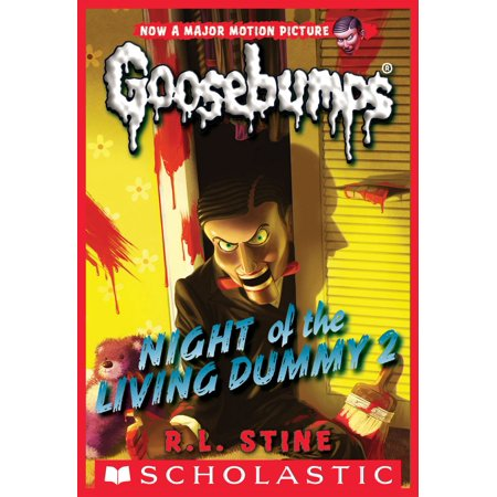 Classic Goosebumps #25: Night of the Living Dummy 2 - eBook (Ventriloquist Dummies Halloween)