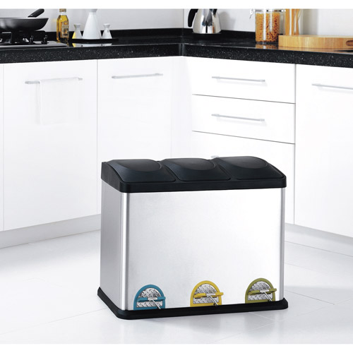 Neu Home 12-Gallon Recycle Bin