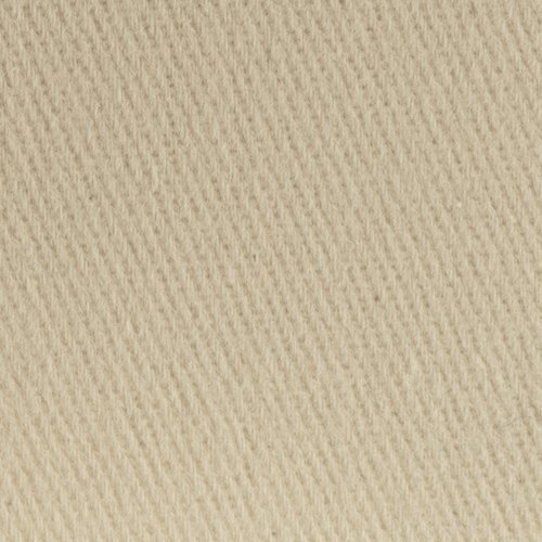Sanded Twill Fabric, Natural