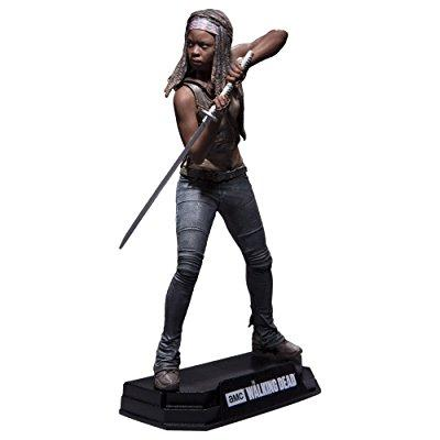 mcfarlane toys the walking dead tv michonne 7 collectible action figure
