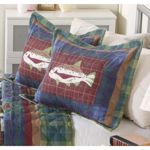 Mainstays Quilt Collection, Gone Fishing