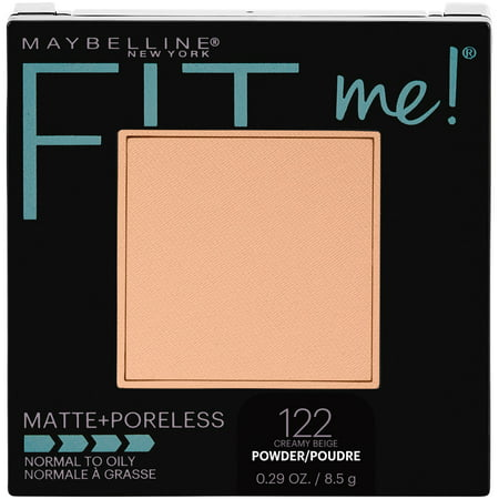 Maybelline New York Fit Me! Matte + Poreless Foundation - Protec Medium Matte