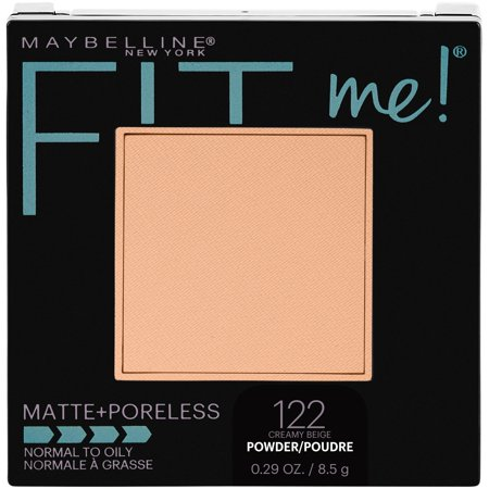 Maybelline New York Fit Me! Matte + Poreless Foundation Powder Almay Clear Complexion Powder