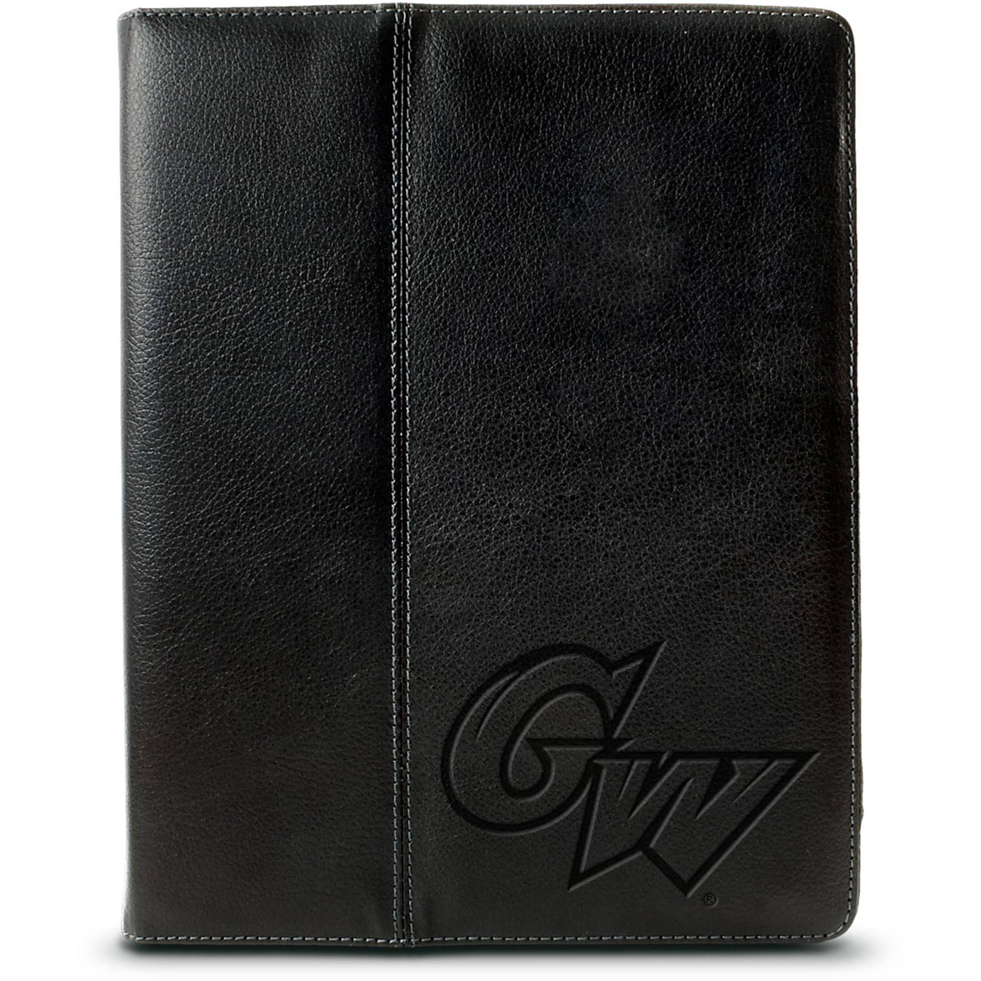 Centon iPad Leather Folio Case George Washington University
