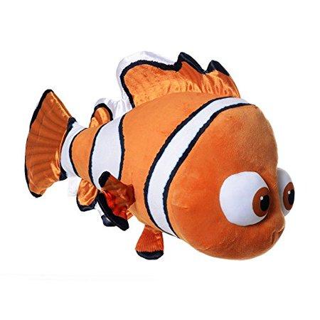Disney Finding Dory 8'' Collection Nemo Soft Plush Toy - image 1 de 1