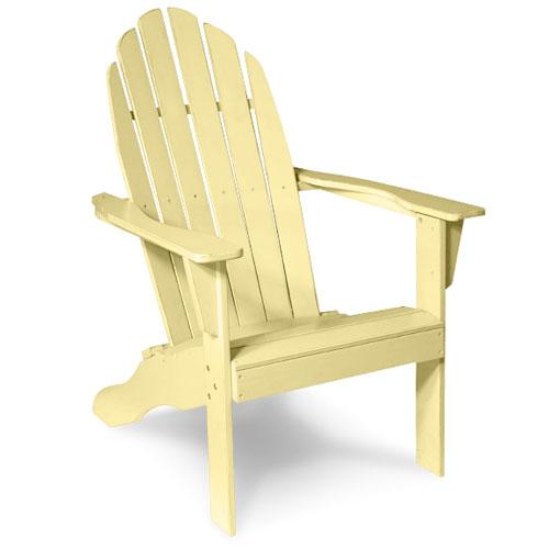 Wood Adirondack Chairyellow Walmartcom