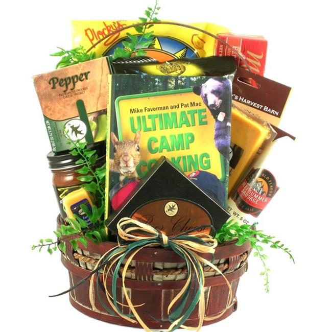 Gift Basket Drop Shipping HaCa Happy Camper, Gift Basket