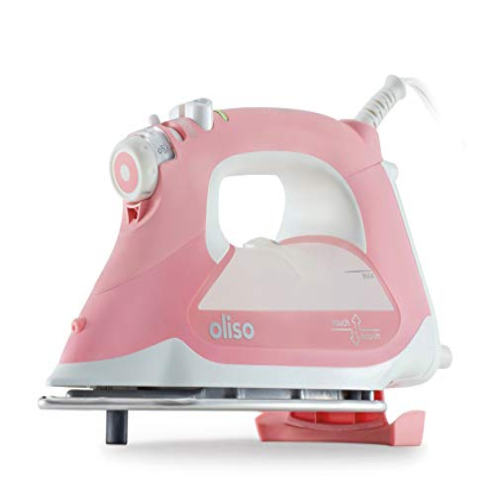 Oliso Smart Iron Pro-Pink - 1800W - image 1 of 1