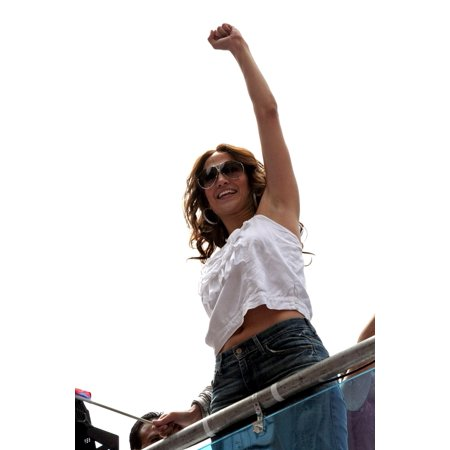 Jennifer Lopez In Attendance For 50Th Anniversary National Puerto Rican Day Parade Manhattan New York Ny June 10 2007 Photo By Steve MackEverett Collection Celebrity - Ny Halloween Parade