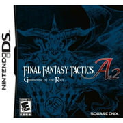Nintendo DS - Final Fantasy Tactics A2 Grimoire Of The Rift