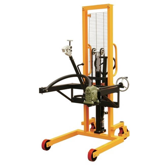Vestil DRUM-LRT-ESJ Drum Lifter, Rotator, Transport & Steel Jaw