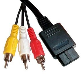 Nintendo AV Cable (Bulk Packaging)