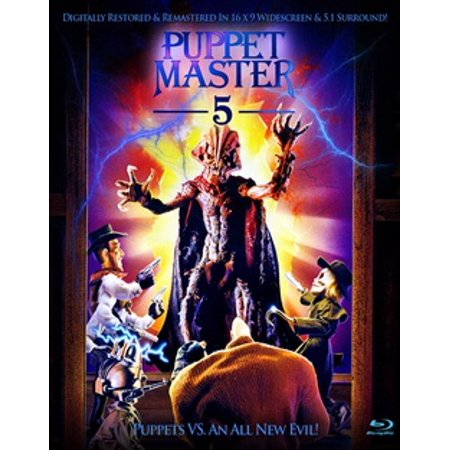 Puppet Master 5: The Final Chapter (Blu-ray)](Puppet Master Blade)
