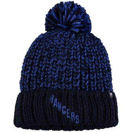 new styles 0e644 c7f02 New York Rangers Fanatics Branded Women s 2018 Winter Classic Cuffed Pom Hat  - Navy - OSFA - Walmart.com