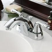 Premier Faucet Waterfront 2 Handle Centerset Bathroom Faucet with Optional Pop-Up Drain