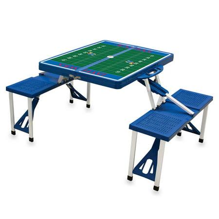 Kansas Picnic Table Sport  Blue