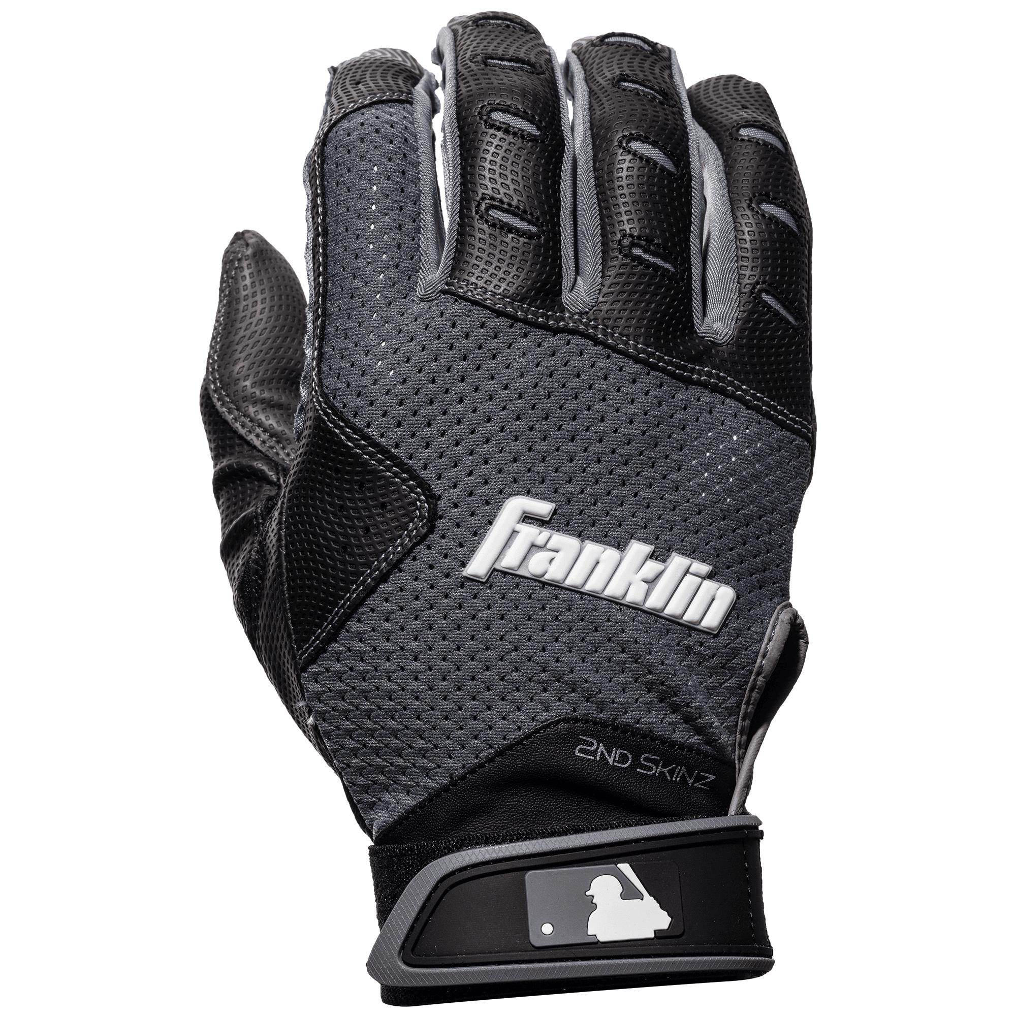 Franklin Womens Fast Pitch 2nd Skinz Batting Gloves