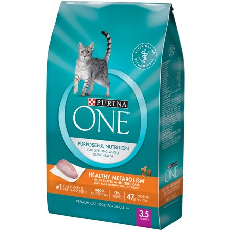Purina One Healthy Metabolism Cat Food Reviews