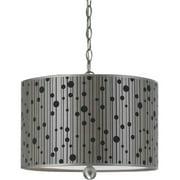 AF Lighting 8441 Pendant in Gray/Black