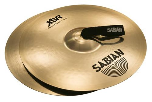 "Sabian 14"" XSR Concert Band by Sabian"