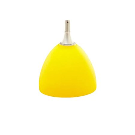 Nora Lighting Nrs80 454 Orion 5   Wide Dome Shaped Shade