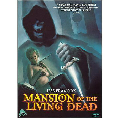 Mansion Of The Living Dead (Spanish) (Widescreen) (White Mansions And The Legend Of Jesse James)
