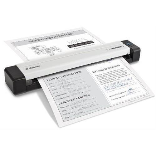 Visioneer RW3-WU 24bit CIS SHeetfed 600 dpi Scanner by VISIONEER