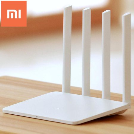 Original English Version Xiaomi Mi Wifi Router 3 1167Mbps 2 4Ghz 5Ghz Dual Band 128Mb Flash Rom With 4 Antennas