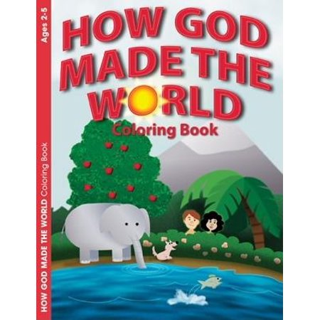 How God Made the World Coloring Book](How Halloween Was Made)
