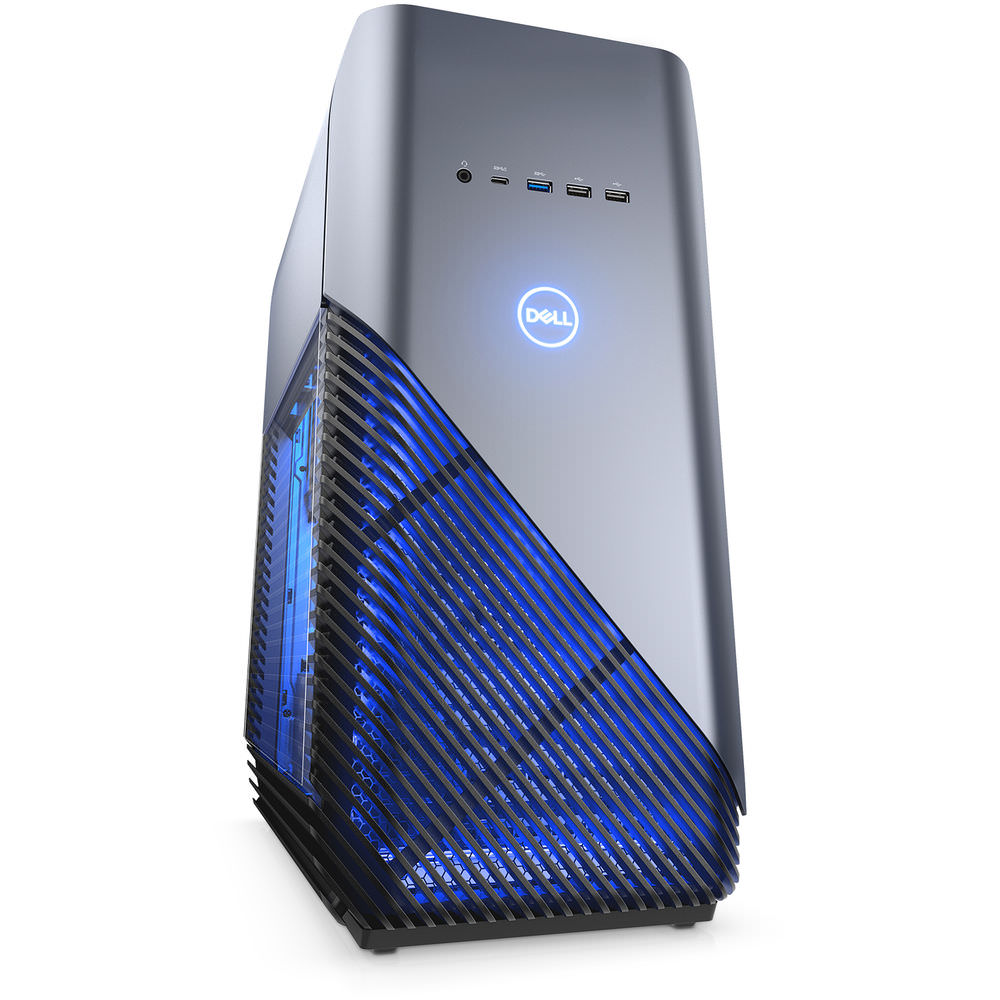 Dell Inspiron 5680 Gaming Desktop Computer, Intel Core i7 (8th Gen) i7-8700 3.20 GHz 8 GB DDR4 SDRAM 1 TB HDD... by Dell