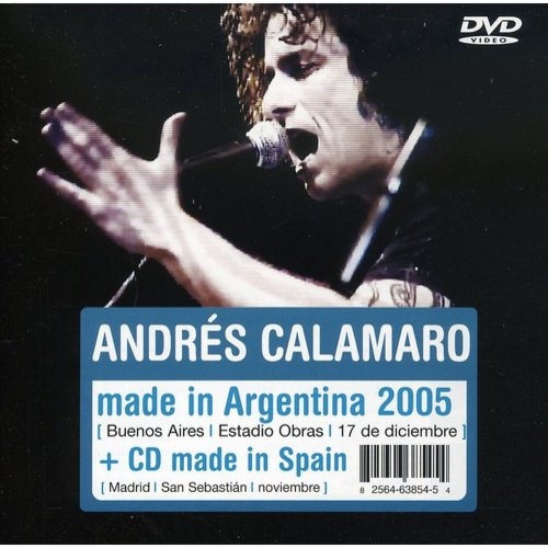 Made In Argentina (Cd Dvd)