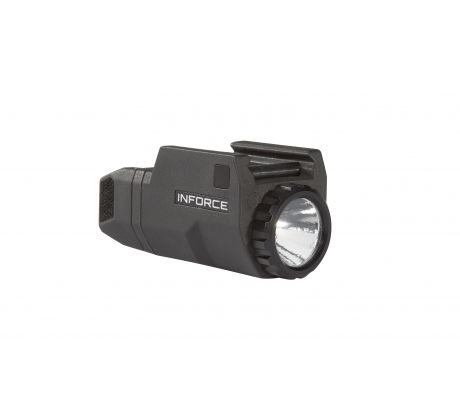 Click here to buy INFORCE APL-Compact Weapon Mounted Light, Gen 1, Fits Glock, Ambidextrous On Off Switches Enable Left or Right Hand Acti by InForce.