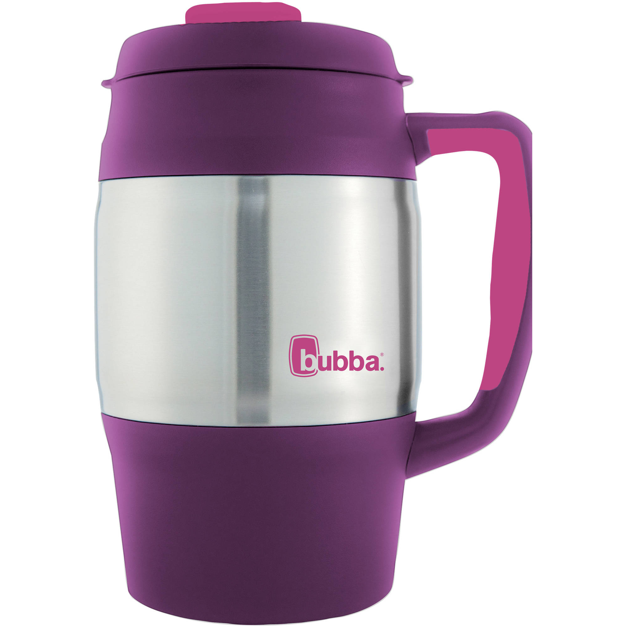 BUBBA 34OZ MUG PNK