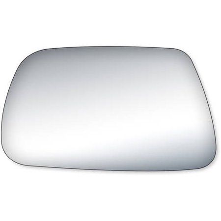 99265 - Fit System Driver Side Mirror Glass, Jeep Grand Cherokee 05-10 (w/o auto