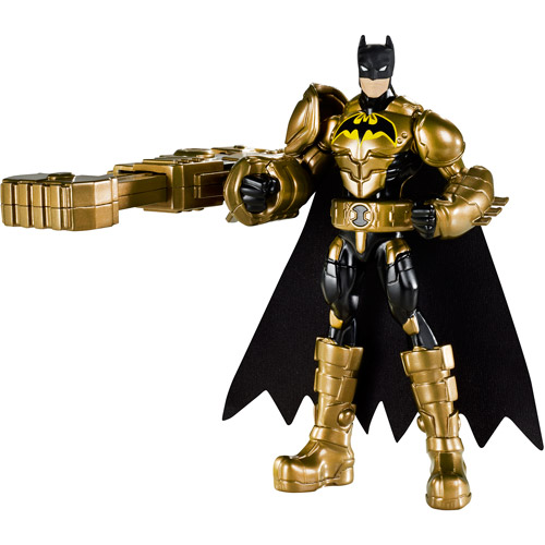 Batman Power Attack Deluxe Batman Action Figure [Turbo Punch]
