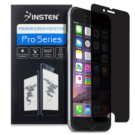 Insten Privacy Screen Protector Anti-Scratch LCD Film Guard For Apple iPhone 6 6S 4.7 (Best Iphone 6 Privacy Screen)