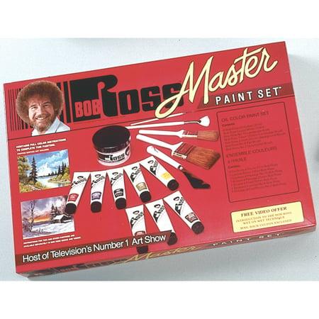 Bob Ross Master Painting Set