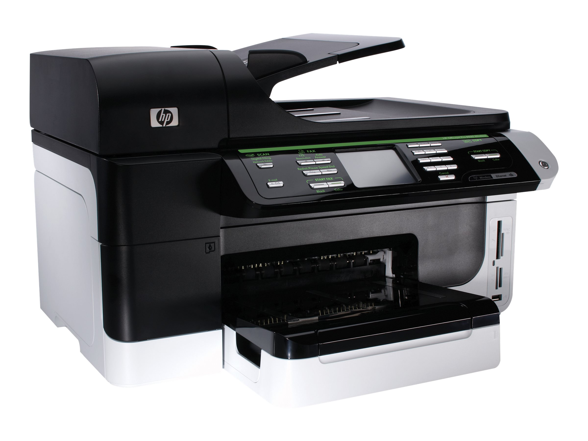 HP Officejet Pro 8500 driver download - Printer Drivers