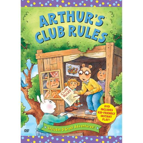 Arthur's Club Rules by