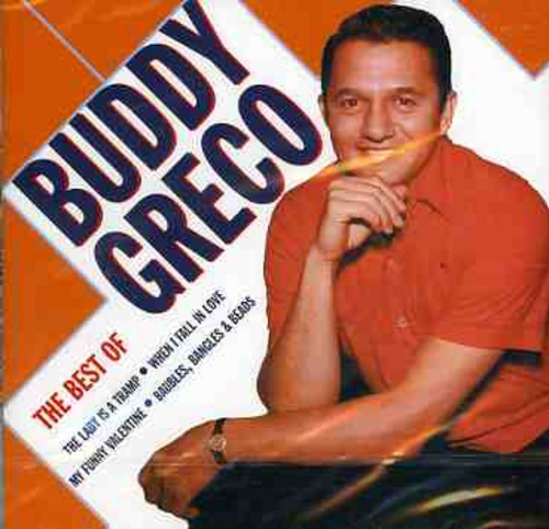 Buddy Greco - Best of Buddy Greco [CD]