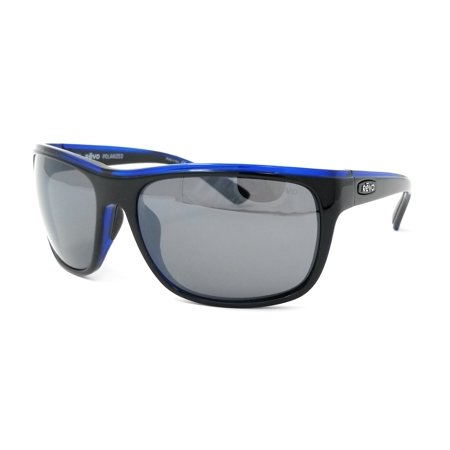 Revo Sunglasses Remus 1023 15GY BLACK BLUE/GRAPHITE unisex (Graphite Sunglasses)