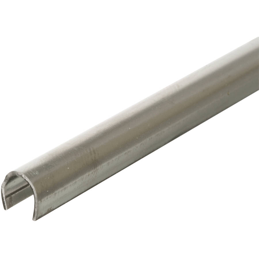 Product Image Prime Line Products D 1579 1 Sliding Door Repair Track, 1/4