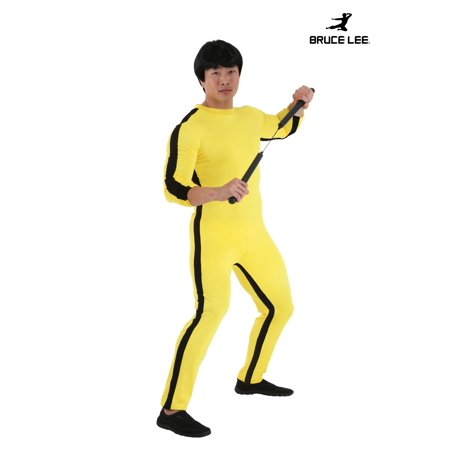 Men's Bruce Lee Costume - Chun Lee Costume