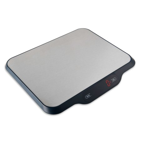 Smart Weigh Usps Ups 0 05Oz X 33Lb Digital Shipping Postal Scale Sleek Steel