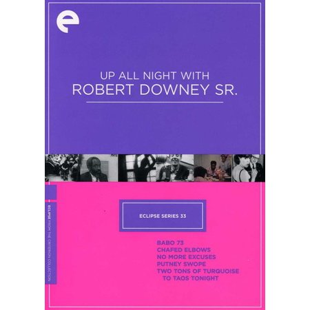Eclipse Series 33: Up All Night with Robert Downey Sr. (DVD)](List Of Classic Halloween Movies)