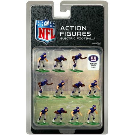 buy online a05a5 a1db8 New York Giants Home Uniform NFL Action Figure Set
