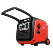 All Power 3500-Watt Gas Powered Inverter Generator with E-Start and Parallel Function Ready, APG3500IS