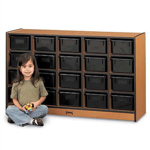 Jonti-Craft SPROUTZ  Mobile 25 Compartment Cubby
