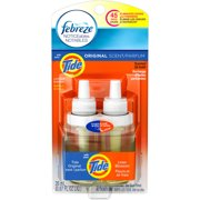 Febreze NOTICEables Original Scent with Tide Dual Scented Oil Refill, 0.87 fl oz